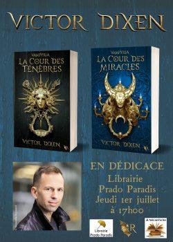Affiche Victor Dixen La Cour des miracles (10)