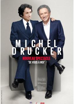 Michel Drucker de vous a_ moi - Affiche