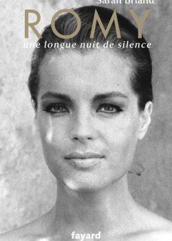 SARAH BRIAND - Romy, une longue nuit de silence - couverture